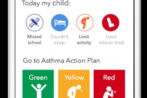 Digital IconBased Asthma Action Plan – Asthma Action Plan