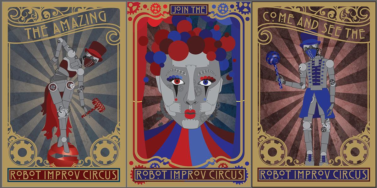 Robot Improv Circus