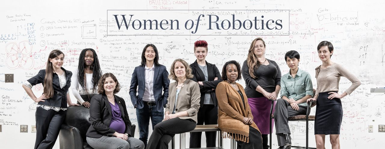 Women of Robotics 2017